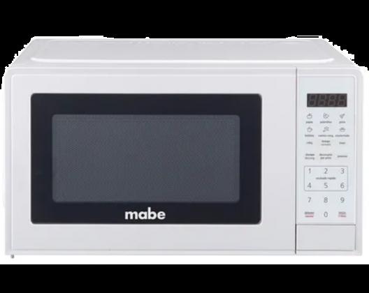 Microondas Mabe 0.7 Pies Blanco HMM07BB