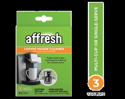 Pastillas Affresh Cafetera