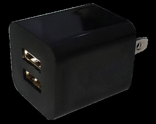 Cargador Steren ELI705g Cargador USB Sencillo Multicolor Pared