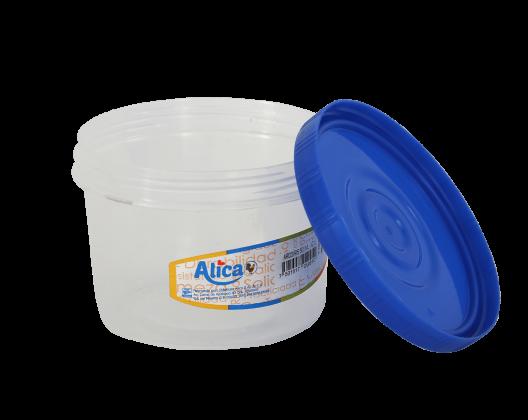Recipiente Alica 500ml Arcoiris Azul