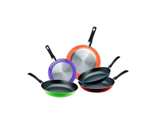 Juego de Sartenes Ekco Multicolores 5 Piezas